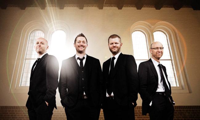 Gruppebillede af musikere Gospelbrothers aarhus