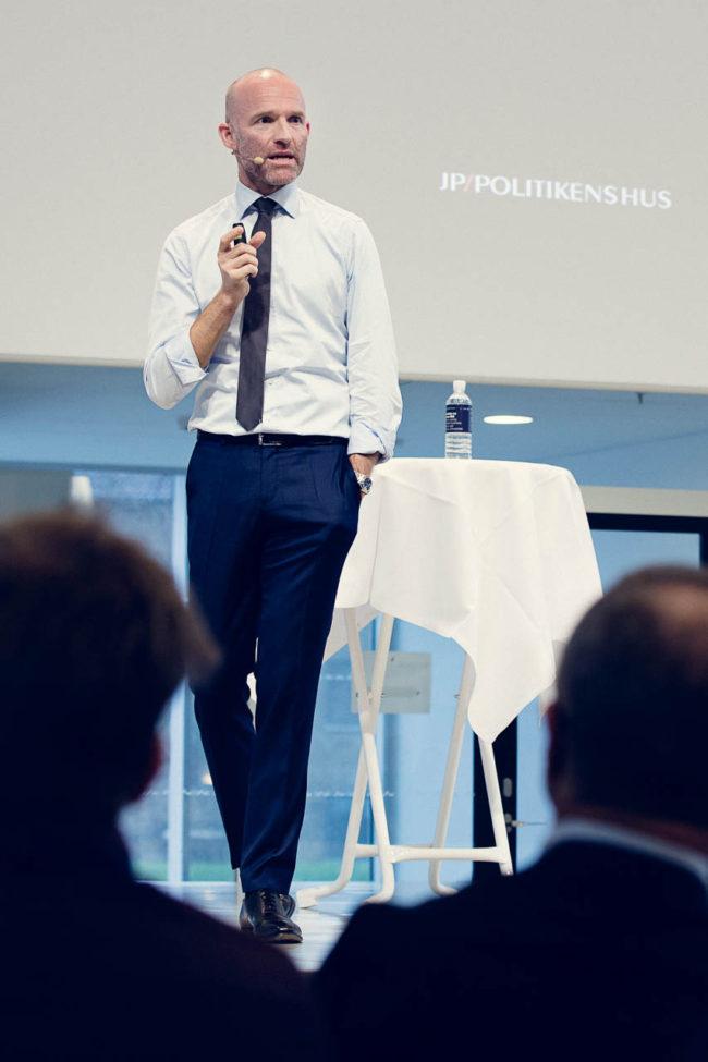 Foredrag, Aarhus BSS