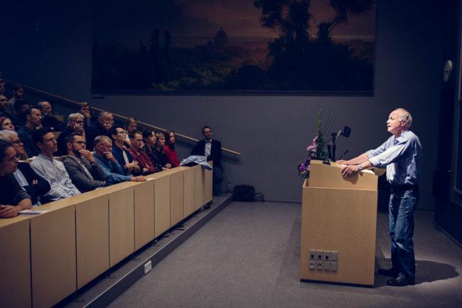 Foredrag, Aarhus Universitet