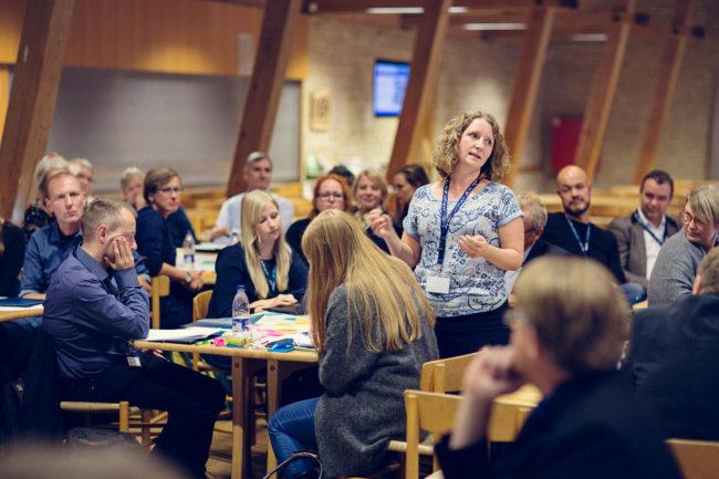 Kursus i Stakladen, Aarhus Universitet