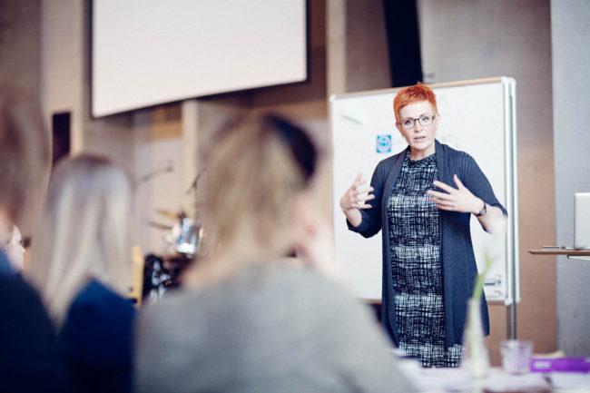 Underviser Hanne Dalsgaard