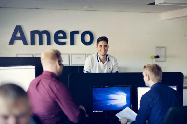 Erhvervsfotografering, stemningsbilleder, Amero