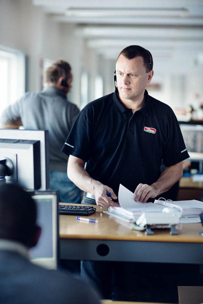 Fotograf Aarhus, Stemningsbilleder af medarbejdere, Frode Laursen