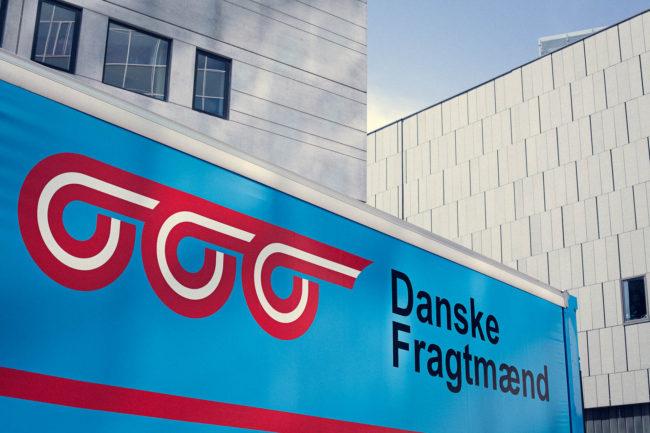 Erhvervsfotograf, Imagebilleder for Danske Fragtmænd